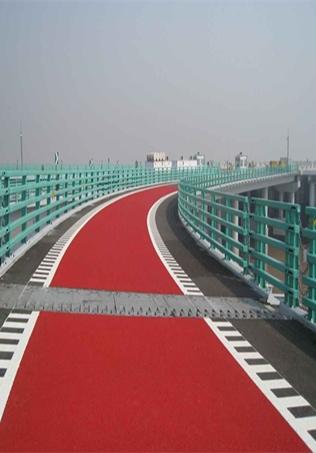 现代城市绿道施工