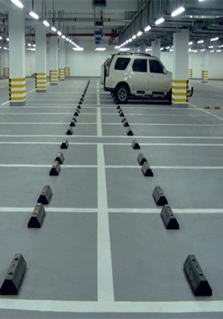 环氧树脂防滑涂装地坪漆