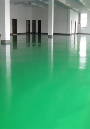 环氧树脂防尘涂装地坪漆厂家