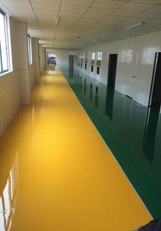 环氧树脂彩砂地坪漆厂家