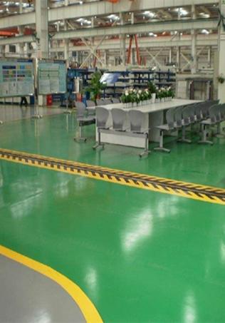 环保水性环氧涂装地坪漆厂家