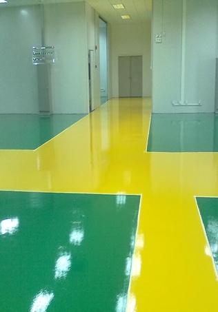 江苏环氧树脂防静电地坪漆厂家
